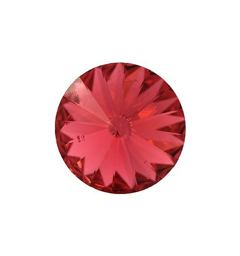 14MM Padparadscha F (542) 1122 Rivoli Chaton SWAROVSKI ELEMENTS
