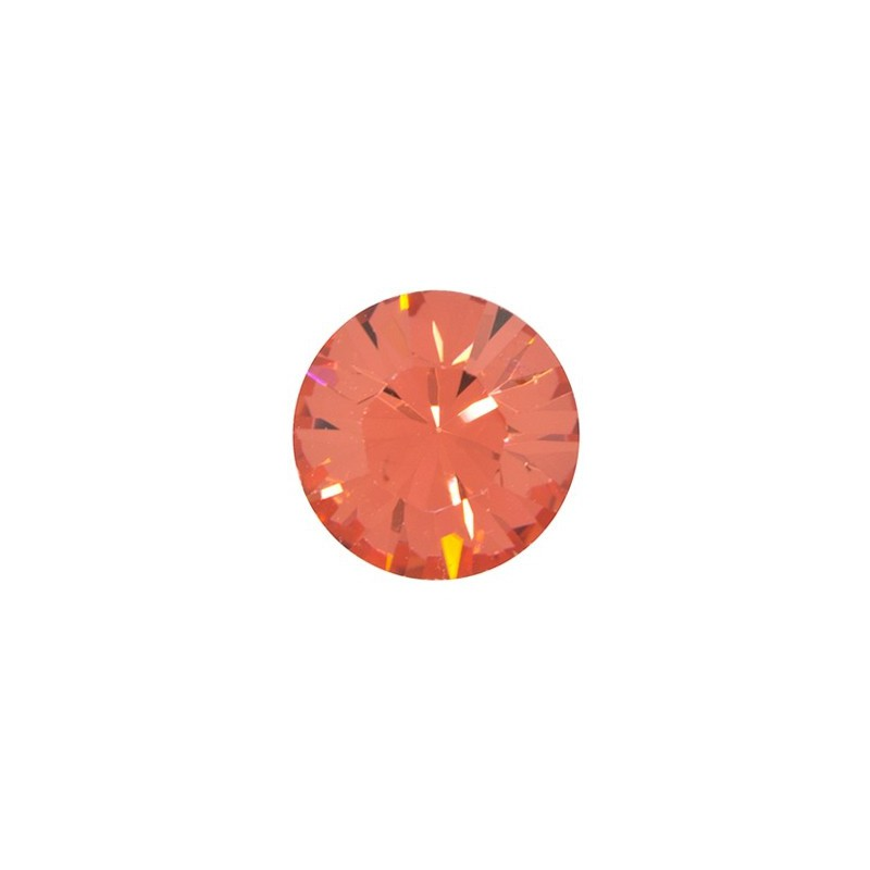 SS39 (~8.25mm) Padparadscha F (542) 1088 XIRIUS Chaton SWAROVSKI ELEMENTS