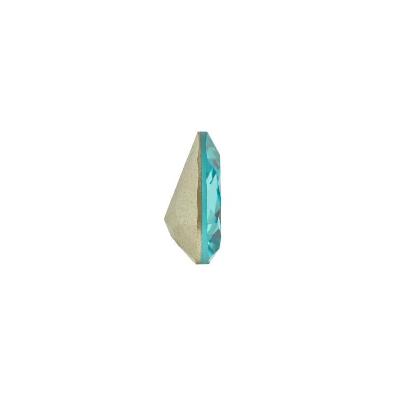 14x10mm Light Turquoise F (263) Pear-Shaped Fancy Stone 4320 Swarovski Elements