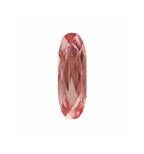 27x9mm Light Rose F (223) Pikk Klassikaline Ovaalne Ehete Kristall 4161 Swarovski Elements