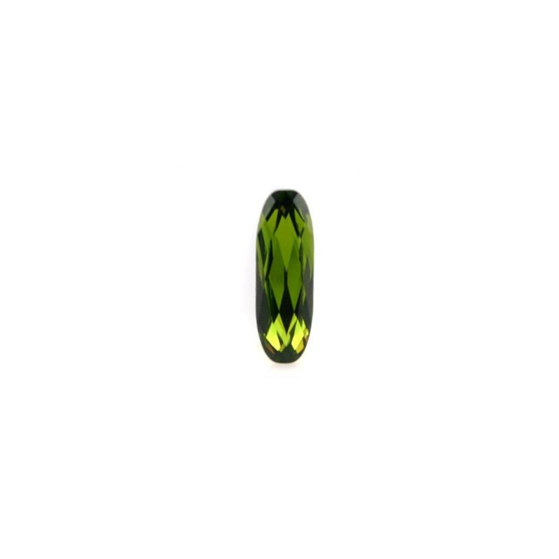 27x9mm Olivine F (228) Long Classical Oval Fancy Stone 4161 Swarovski Elements