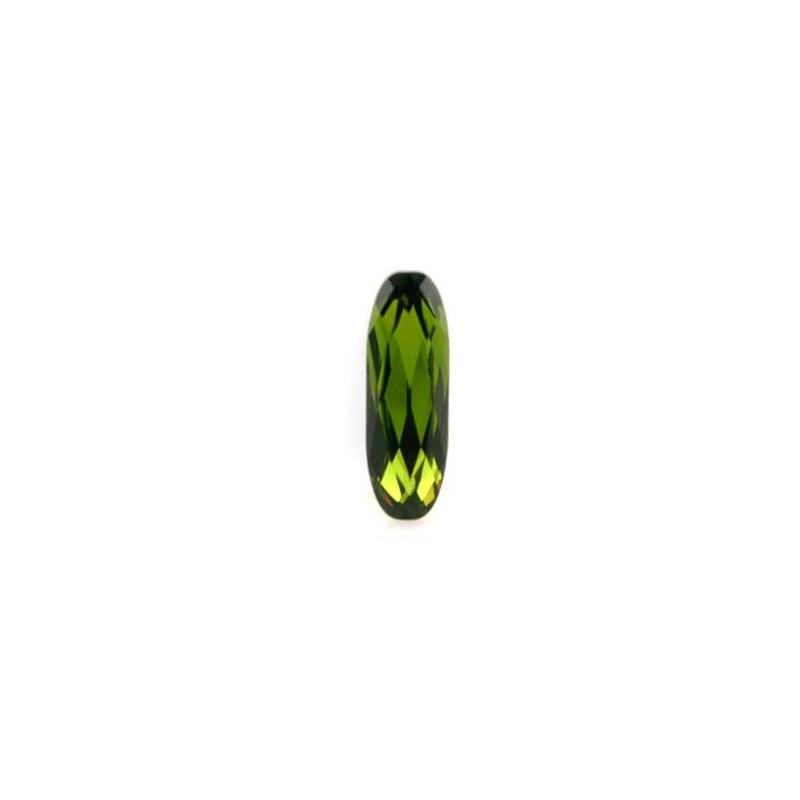 27x9mm Olivine F (228) Pikk Klassikaline Ovaalne Ehete Kristall 4161 Swarovski Elements