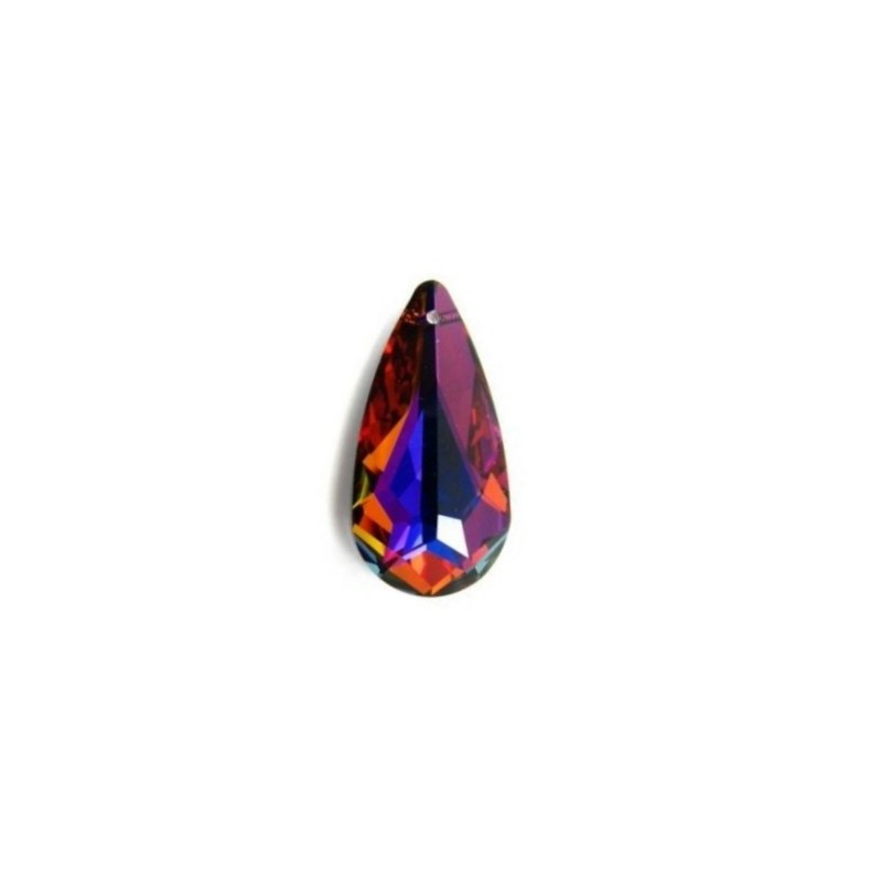 24x12MM Crystal Volcano (001 VOL) Pendants 6100 SWAROVSKI ELEMENTS