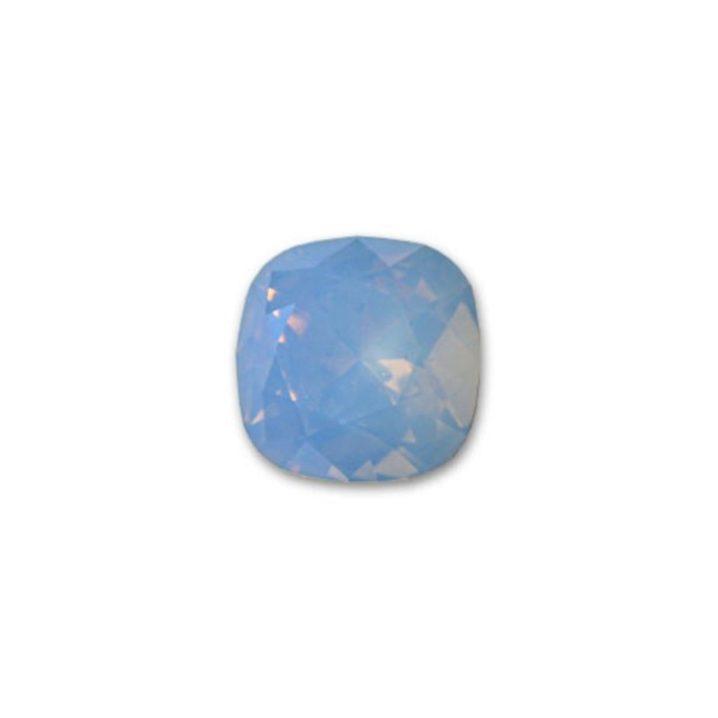 10mm 4470 Air Blue Opal F (285) Cushion Square Fancy Stone Swarovski Elements