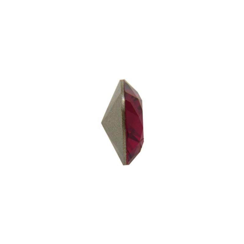 12mm 4470 Ruby F (501) Cushion Square Fancy Stone Swarovski Elements