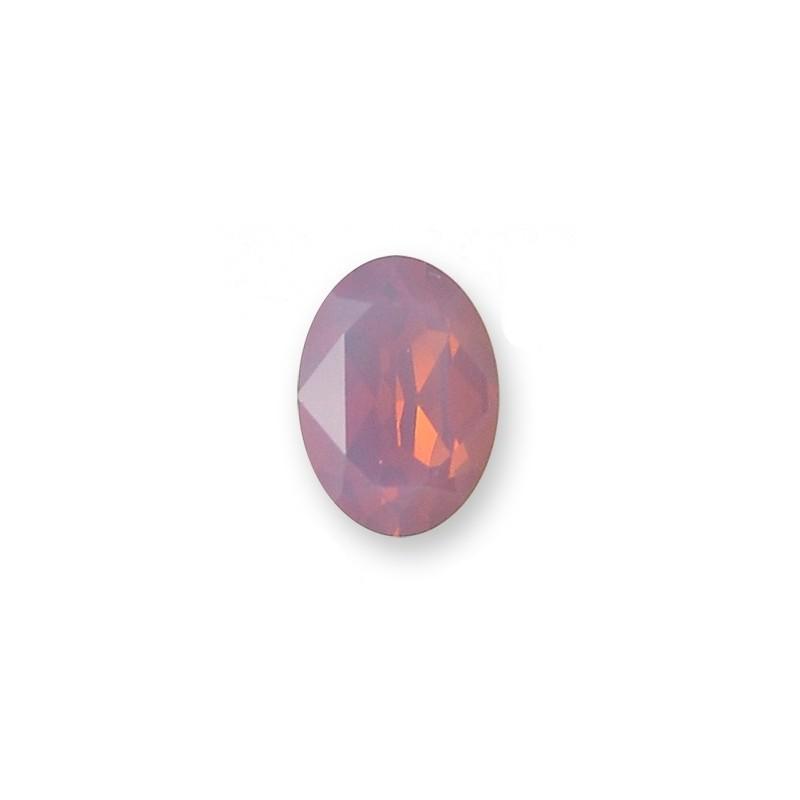 14x10mm 4120 Cyclamen Opal F (398) Oval Fancy Stone Swarovski Elements