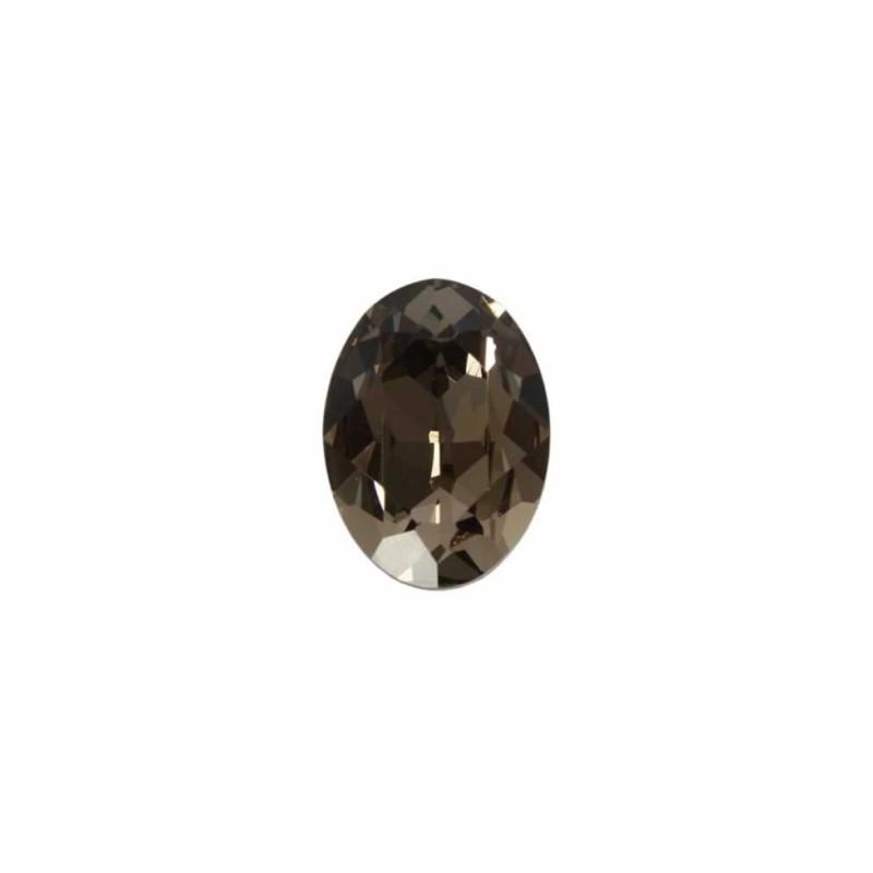 18x13mm 4120 Greige F (284) Ovaalne Ehte Kristall Swarovski Elements