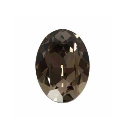 18x13mm 4120 Greige F (284) Oval Fancy Stone Swarovski Elements