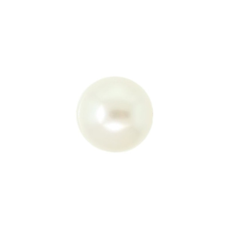6MM Crystal Light Creamrose Round Pearl (001 618) 5810 SWAROVSKI ELEMENTS