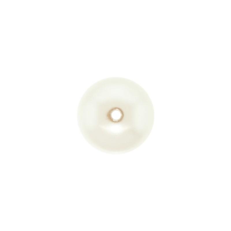 6MM Crystal Light Creamrose Round Pearl (001 618) 5810 SWAROVSKI ELEMENTS