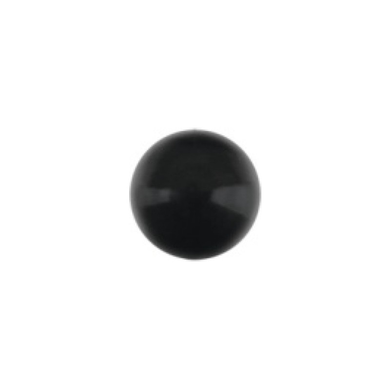 3MM Crystal Mystic Black Round Pearl (001 335) 5810 SWAROVSKI ELEMENTS