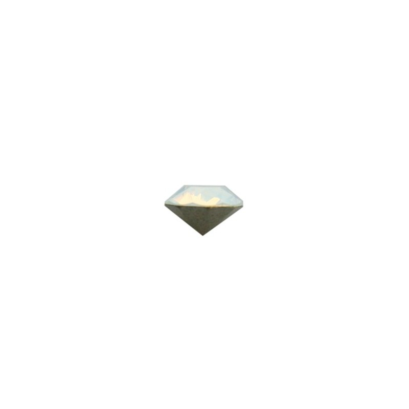 SS39 (~8.25mm) White Opal F (234) 1088 XIRIUS Chaton SWAROVSKI ELEMENTS