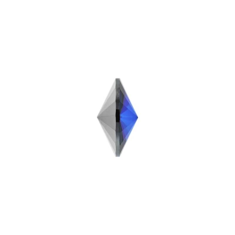 12MM Crystal Bermuda Blue F (00030 BBl) Rivoli Czech Preciosa Kivikese