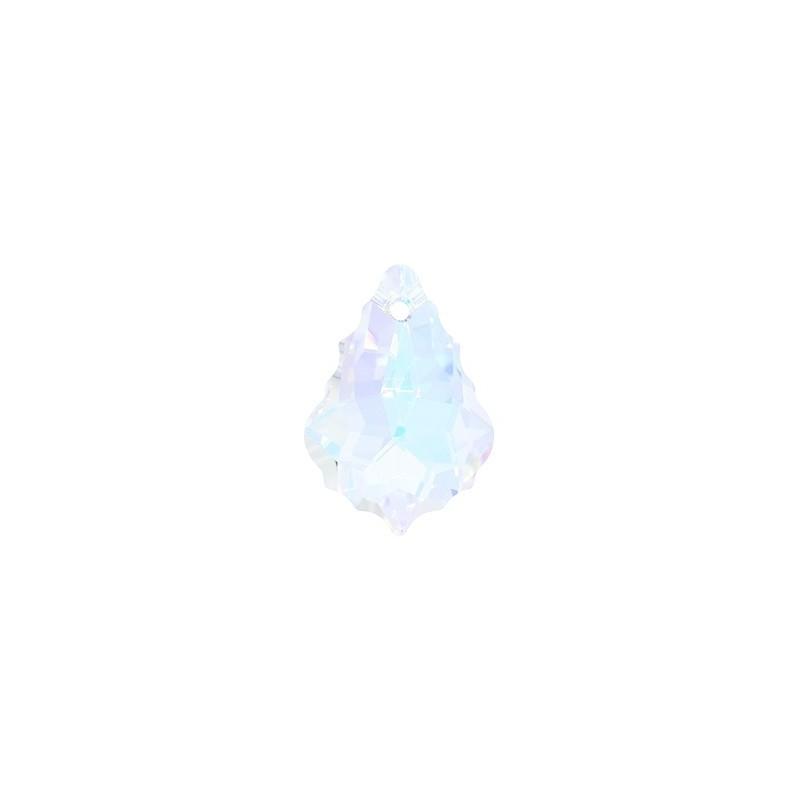 16x11MM Kristall AB (001 AB) Baroque Ripatsid 6090 SWAROVSKI ELEMENTS