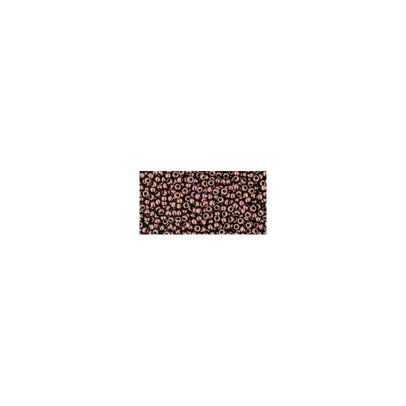 TR-15-222 DARK BRONZE TOHO SEED BEADS