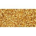 TR-15-701 24K GOLD LINED CRYSTAL TOHO БИСЕР