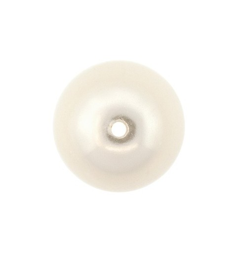 11x8MM Crystal Light Creamrose Pearl (001 618) Pear-shaped 5821 SWAROVSKI ELEMENTS
