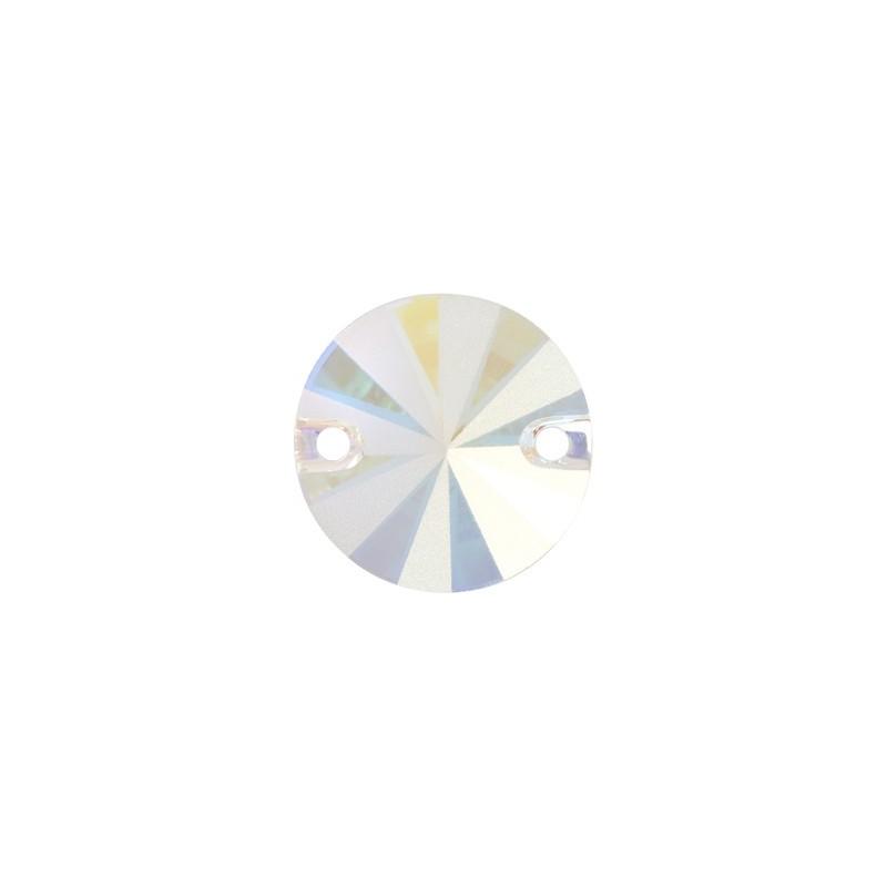 10MM Crystal AB F (001 AB) 3200 Rivoli SWAROVSKI ELEMENTS