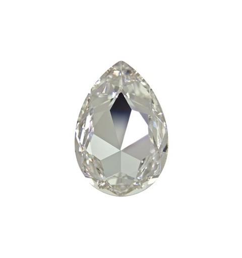 30x20mm Crystal F (001) Грушевидный Кристалл для украшений 4327 Swarovski Elements