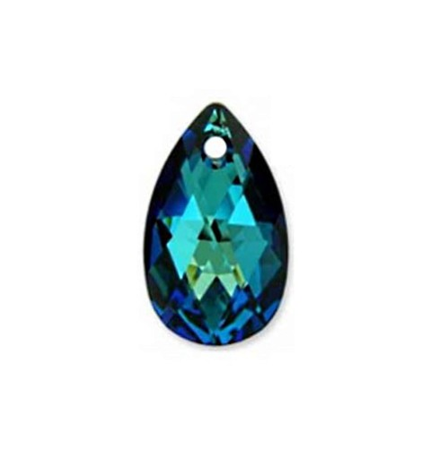 16MM Crystal Bermuda Blue (001 BB) Pendants 6106 SWAROVSKI ELEMENTS