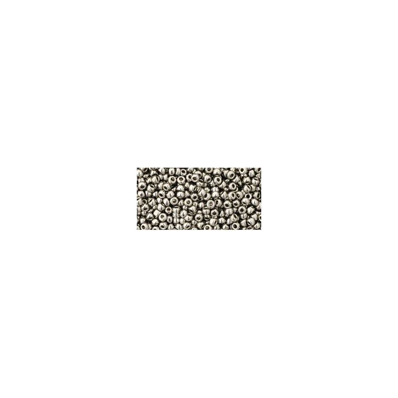 TR-11-711 Nickel TOHO SEED BEADS