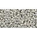 TR-11-714 Metallic-Silver Silver TOHO БИСЕР