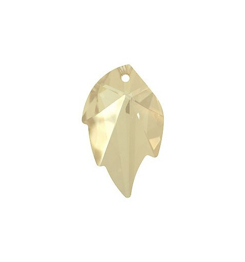 26X16MM Crystal Golden Shadow (001 GSHA) Ripatsid Leheke 6735 SWAROVSKI ELEMENTS