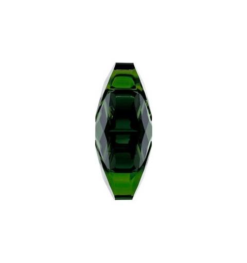 19MM Dark Moss Green (260) Pendants Clover 6764 SWAROVSKI ELEMENTS