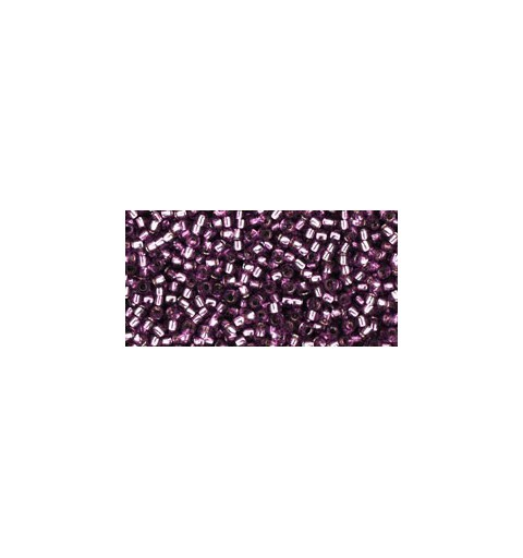 TR-15-2219 SILVER-LINED LT GRAPE TOHO SEED BEADS