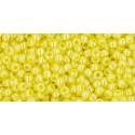 TR-11-128 OPAQUE-LUSTERED DANDELION TOHO SEED BEADS