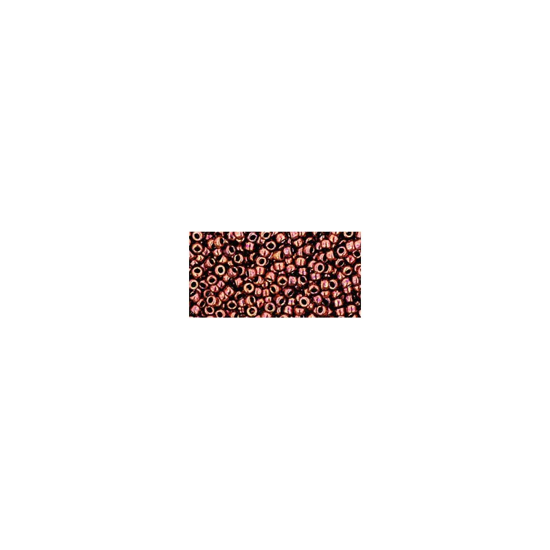 TR-11-222 DARK BRONZE TOHO SEED BEADS