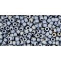 TR-11-714 Metallic-Silver Silver TOHO SEED BEADS