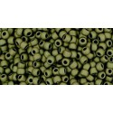 TR-11-617 MATTE-COLOR DARK OLIVE TOHO SEED BEADS