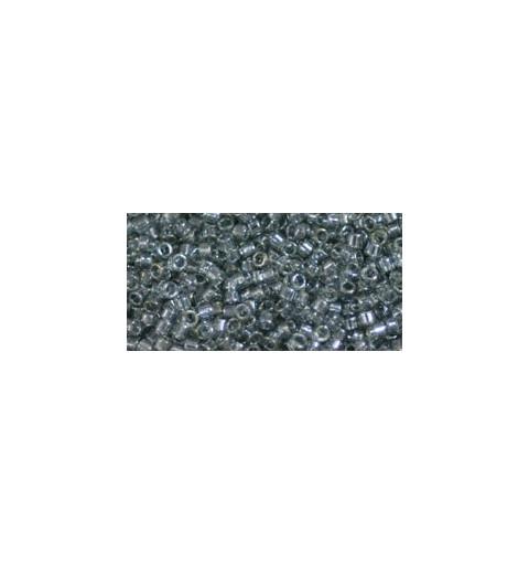 TT-01-112 TRANS-LUSTERED BLACK DIAMOND ТОХО Трэжэрс 12/0