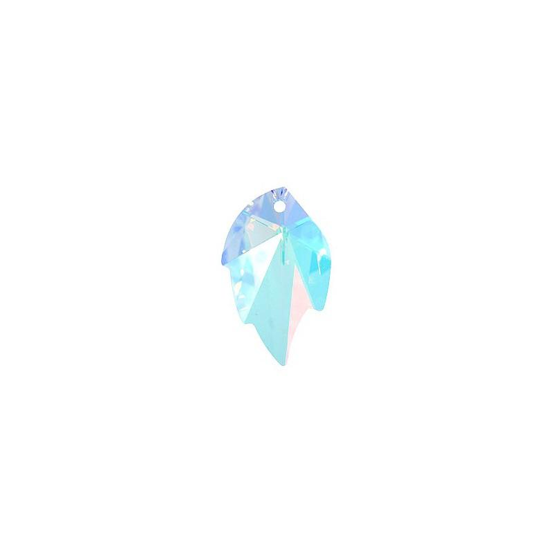 26X16MM Crystal AB (001 AB) Ripatsid Leheke 6735 SWAROVSKI ELEMENTS