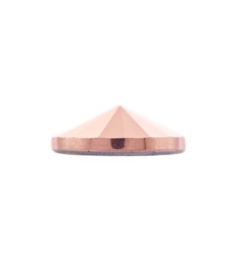 12MM Crystal Rose Gold F (001 ROGL) 3200 Rivoli SWAROVSKI ELEMENTS