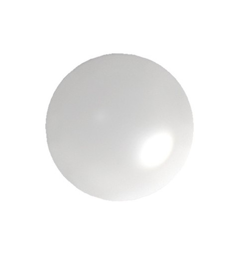 SS34 Crystal White Pearl HF (001 650) 2080/4 Cabochon SWAROVSKI ELEMENTS