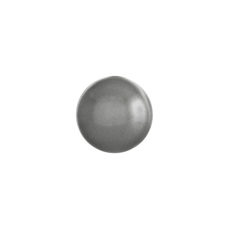 SS16 Crystal Dark Grey Pärl HF (001 617) 2080/4 Cabochon SWAROVSKI ELEMENTS