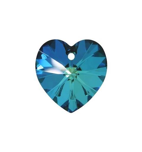 28MM Crystal Bermuda Blue P (001 BB) XILION Süda Ripatsid 6228 SWAROVSKI ELEMENTS