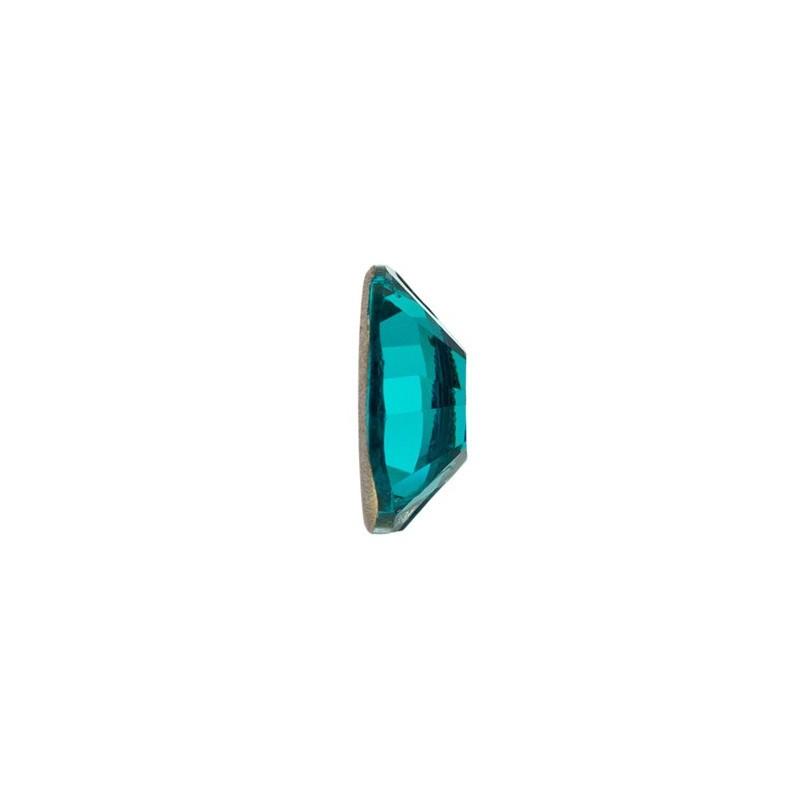 12MM Blue Zircon F (229) 3204 XILION SWAROVSKI ELEMENTS