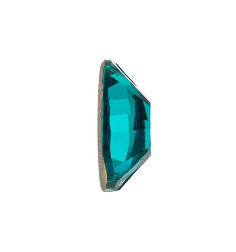 12MM Blue Zircon F (229) 3204 XILION SWAROVSKI ELEMENTS