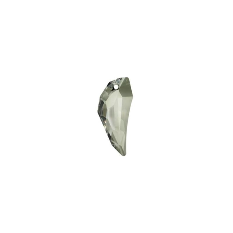 30MM Crystal Satin (001 SATIN) Ripatsid 6150 Pegasus SWAROVSKI ELEMENTS