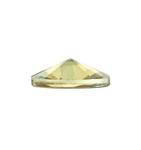 14MM Crystal Luminous Green F (001 LUMG) 3200 Rivoli SWAROVSKI ELEMENTS