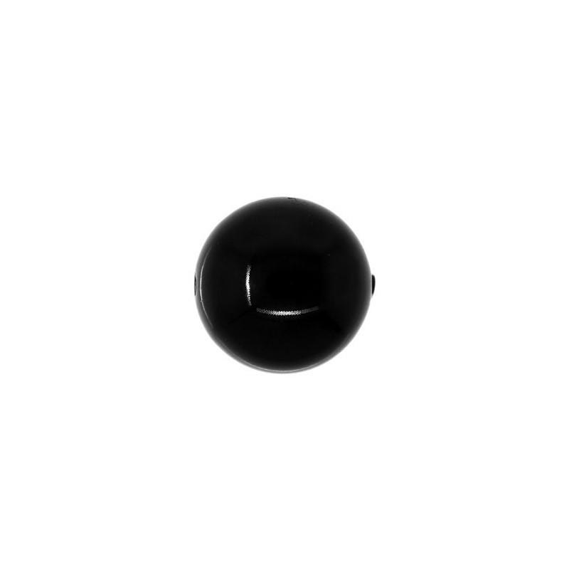 10MM Crystal Mystic Black Round Pearl (001 335) 5811 SWAROVSKI ELEMENTS