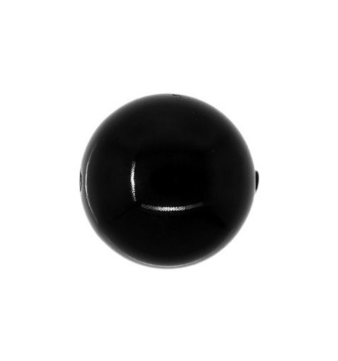 10MM Crystal Mystic Black Round Pearl (001 335) 5811 SWAROVSKI ELEMENTS