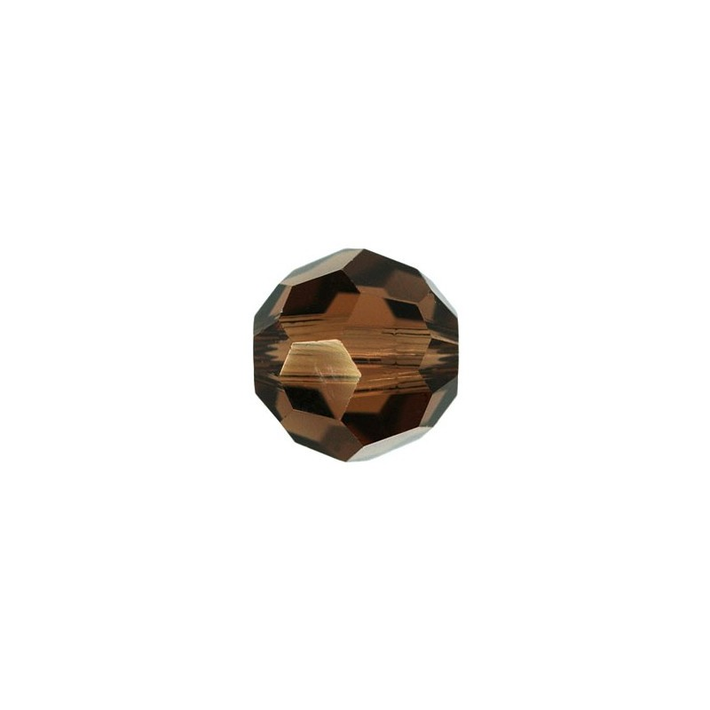 10MM Smoked Topaz (220) 5000 круглые бусины SWAROVSKI ELEMENTS