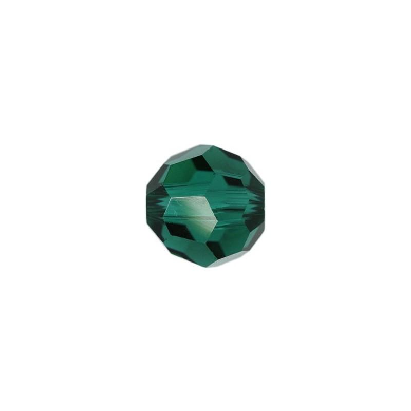 10MM Emerald (205) 5000 ümmargused helmed SWAROVSKI ELEMENTS