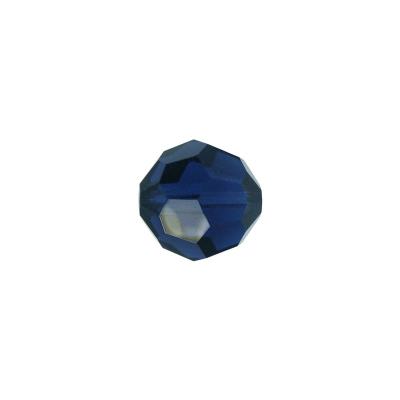 10MM Dark Indigo (288) 5000 Round Bead SWAROVSKI ELEMENTS