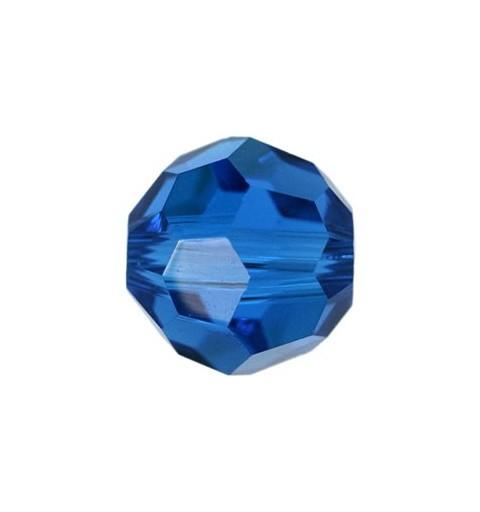 10MM Capri Blue (243) 5000 круглые бусины SWAROVSKI ELEMENTS