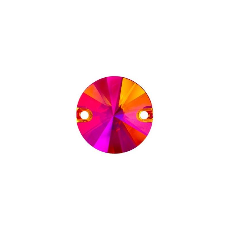 12MM Crystal Astral Pink F (001 API) 3200 Rivoli SWAROVSKI ELEMENTS